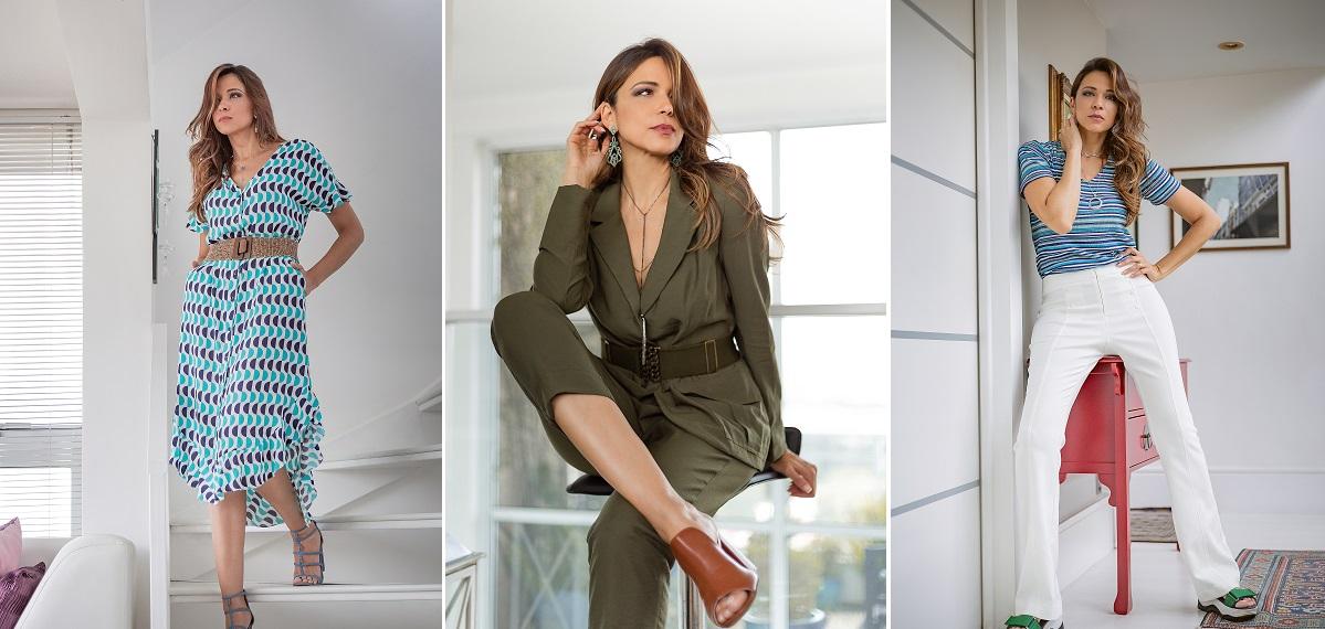 Coleção Primavera 2019: Cia de Moda By Adriana Amaral