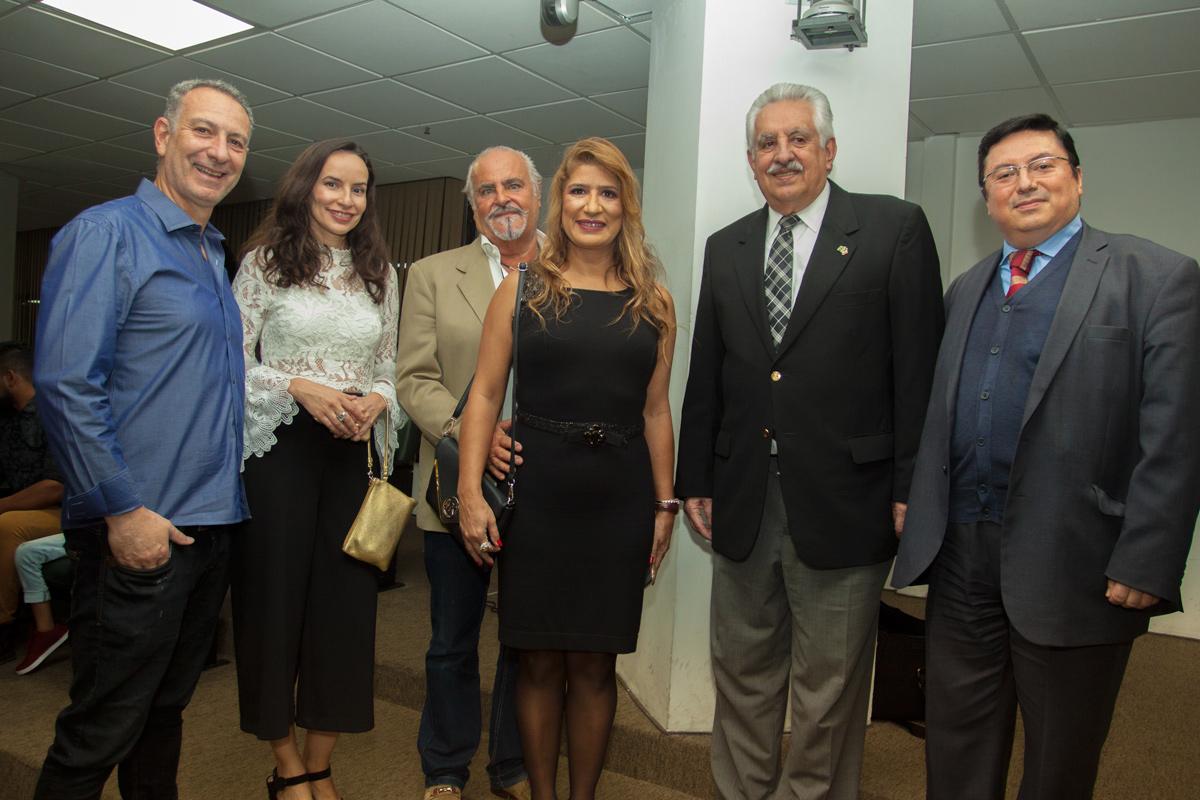 Jo Ribeiro Jornalista empossou a cadeira de número 12 que tem Gilka Machado como patrona da Aclasp
