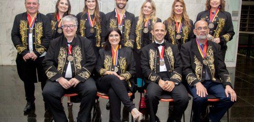 Cerimônia de posse dos novos acadêmicos da Aclasp na Alesp Assembléia Legislativa de São Paulo