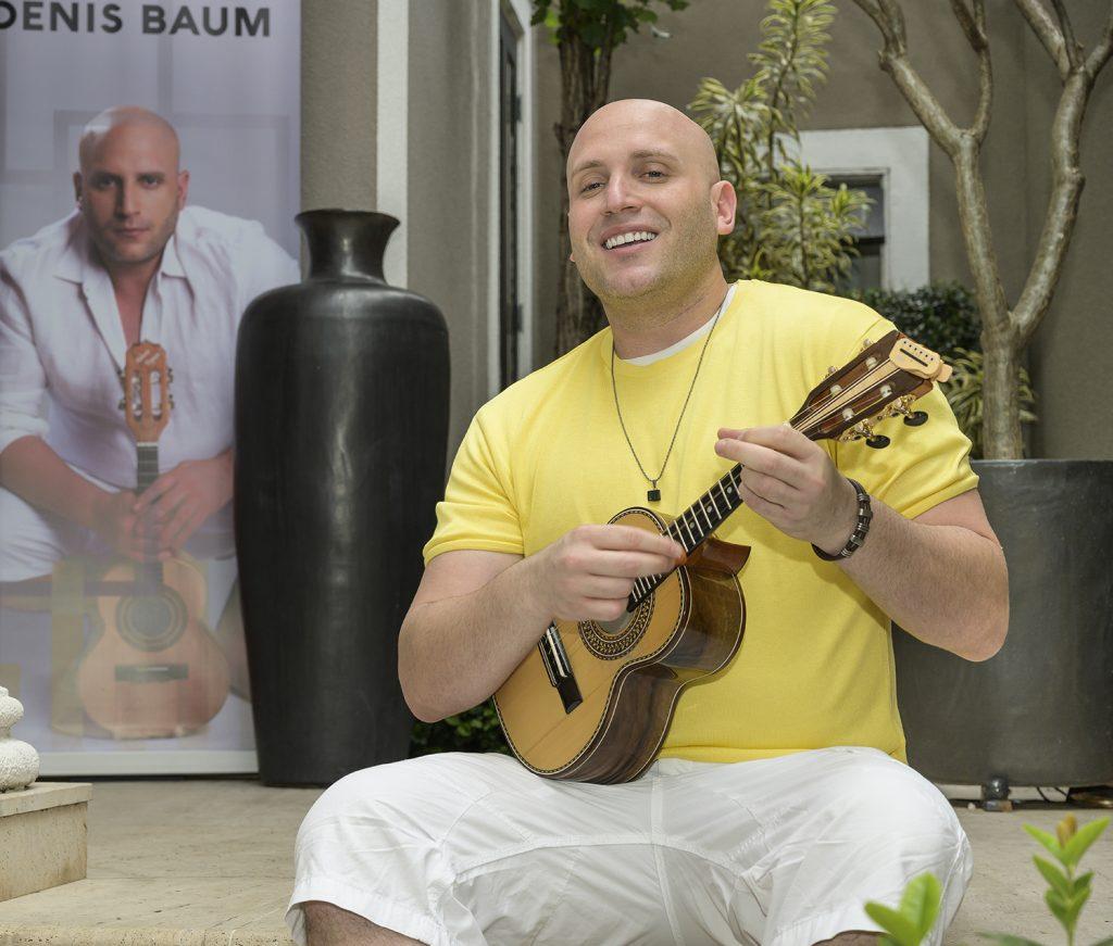 Denis Baum lança Naturalmente dia (09)