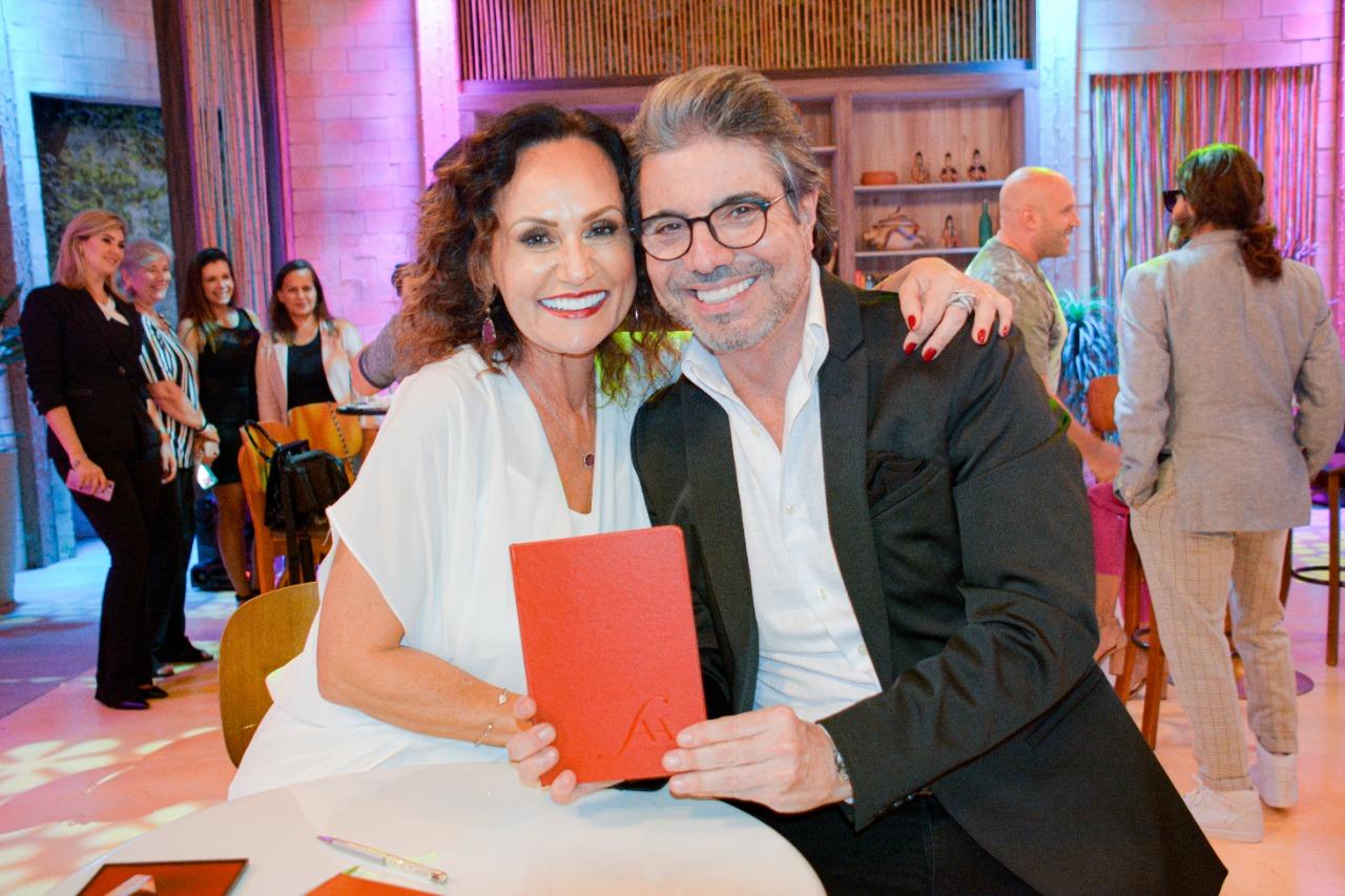 Faa Morena reúne personalidades em coquetel de lançamento de sua Agenda 2020