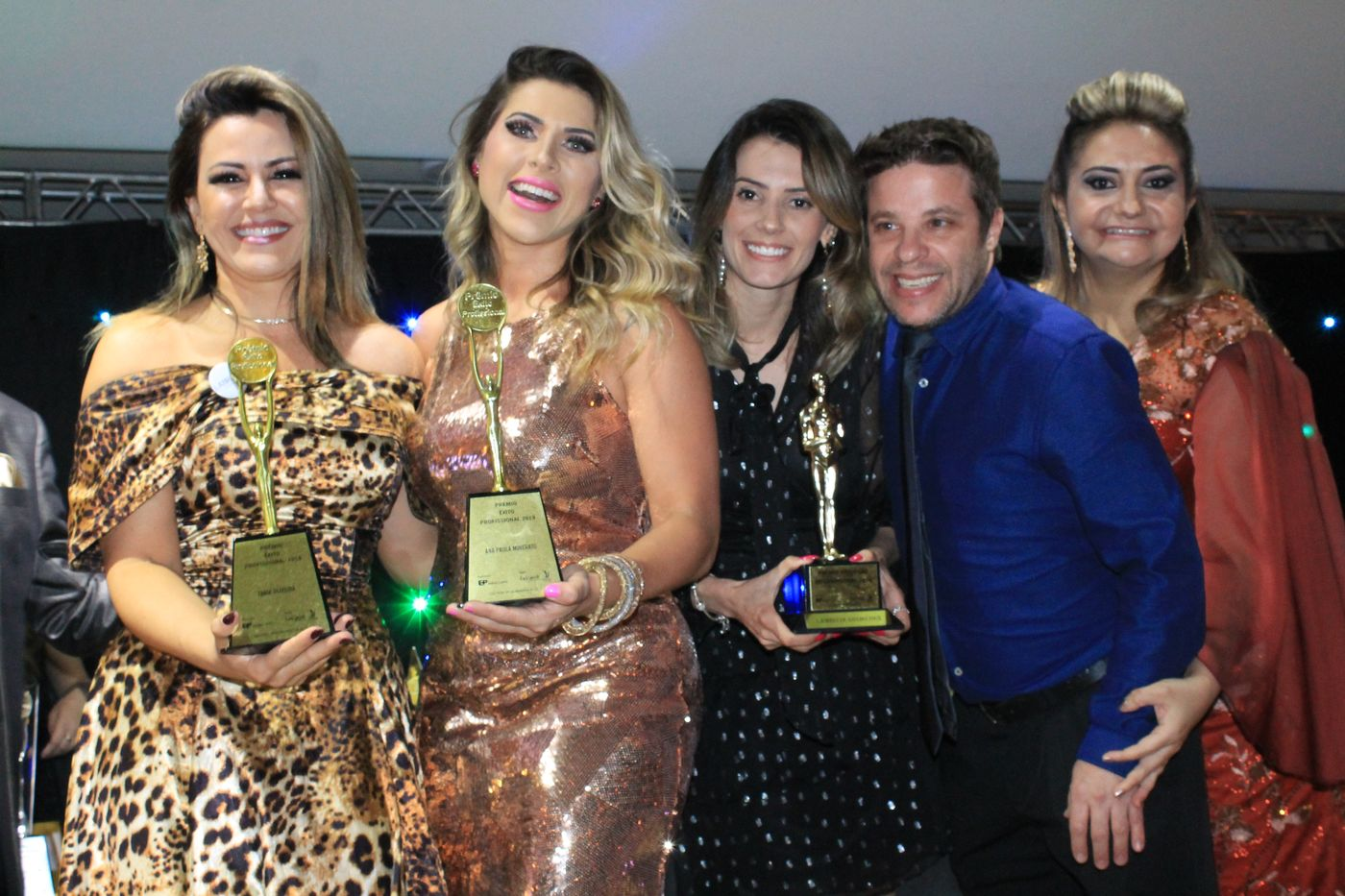 Ana Paula Minerato e Tânia Oliveira são laureadas em Premiação Projeção Internacional & Êxito Profissional