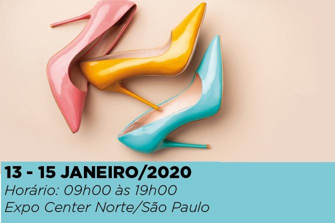 Vem ai! Couro Moda 2020!