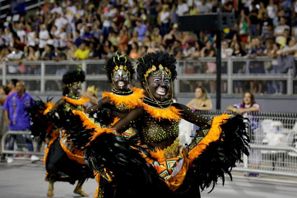 Carnaval SP 2020 Desfiles de Escolas de Samba