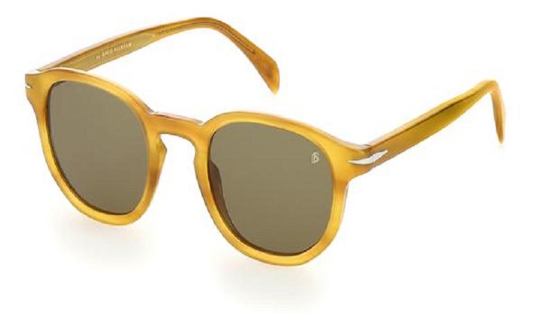David Beckham lança sua 1 coleção de óculos produzida e distribuída pela Safilo