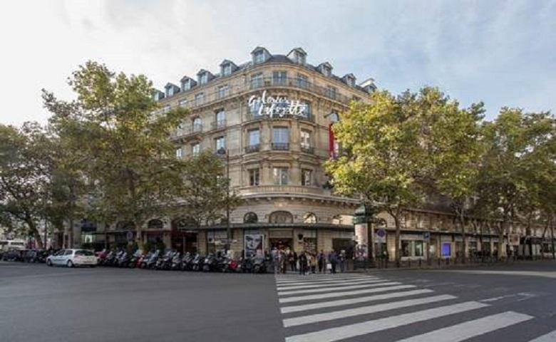 Galeries Lafayette Paris Hausmann faz Tradicional liquidação de inverno até 13 de Fevereiro