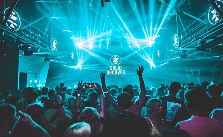 A label party Solid Grooves desembarca no Brasil pela primeira vez