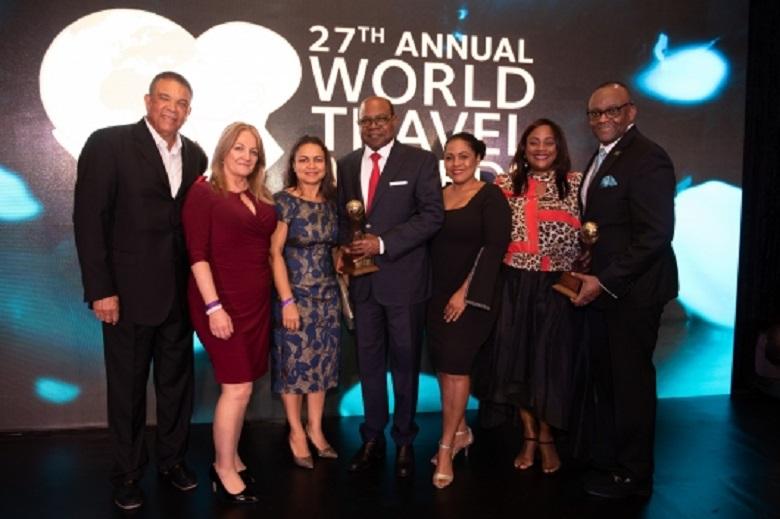 """""""Melhor Destino do Caribe"""" pelo WTA premiada a Jamaica"""