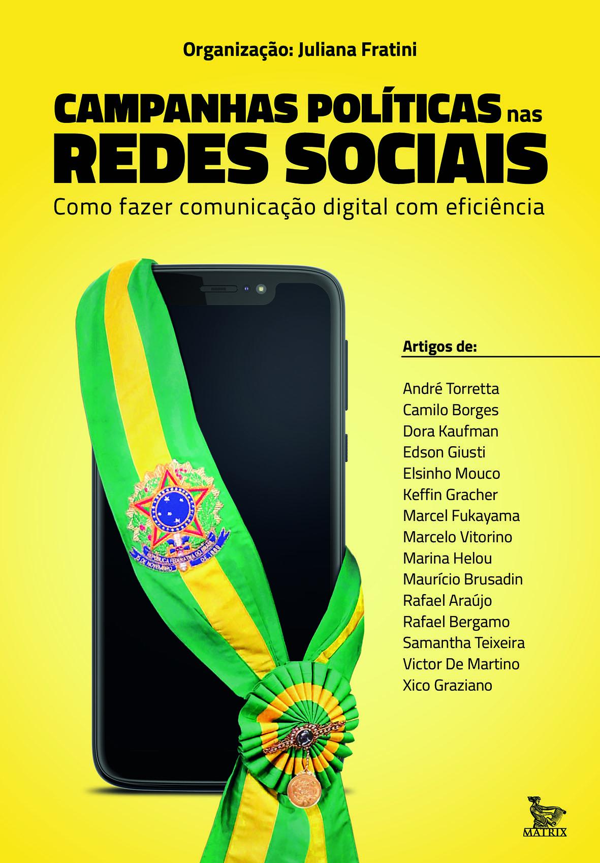 Livro mostra como as redes sociais definem uma campanha política