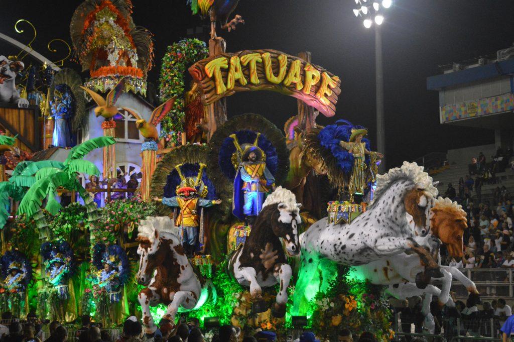Academicos Tatuapé, Portal Jo Ribeiro , Carnaval