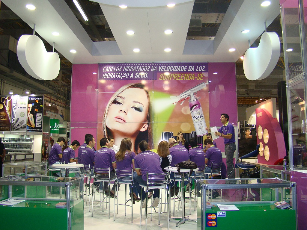 Hair Brasil 2020 Hidrat Neon e Airflex LED estarão presentes