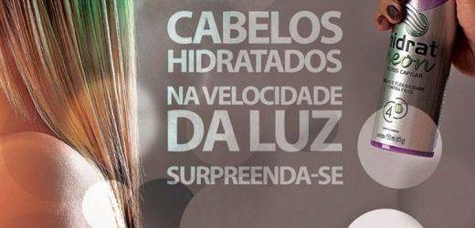Hidrat Neon e Quera Neon estarão na Hair Brasil