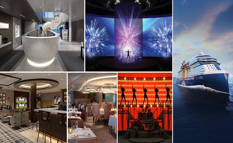 Lançamento Da Classe Edge Celebrity Cruises Revela Apex
