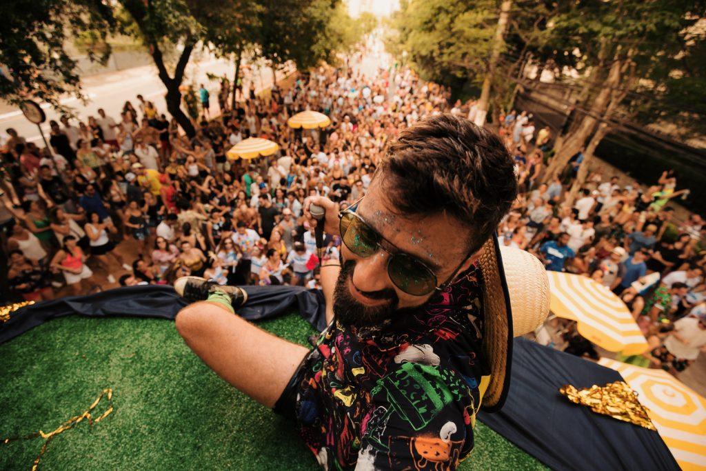 4ª edição do Bloco Coletivo Missa, Portal Jo Ribeiro, Carnaval