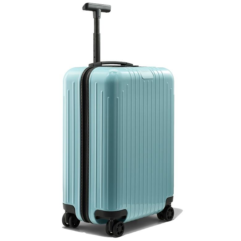 Novas cores das bagagens coleção Essential