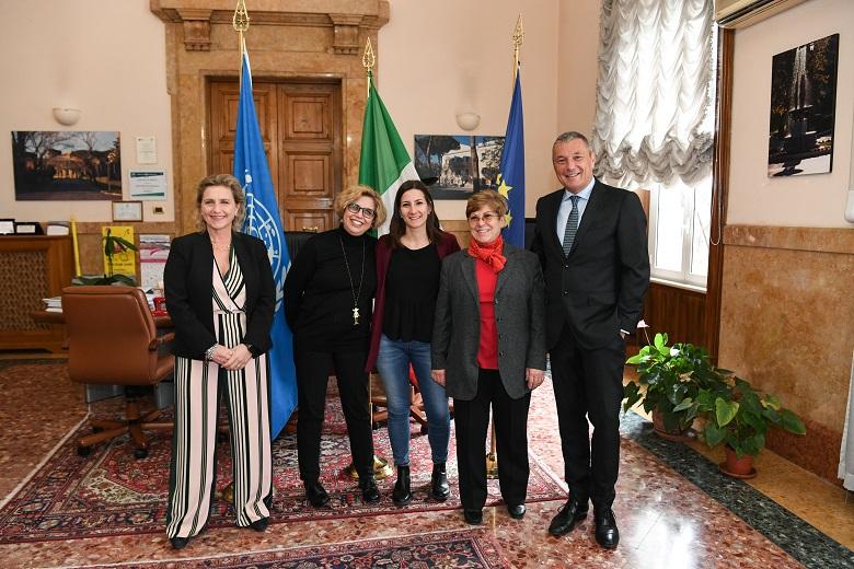 Bvlgari faz grande doação ao Hospital Lazzaro Spallanzani