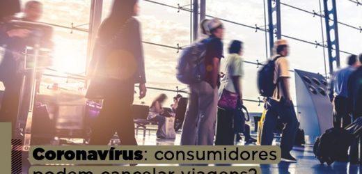 Covid-19 Cancelamento de viagens