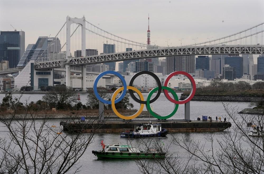 As Olimpíadas 2020 são oficialmente adiadas