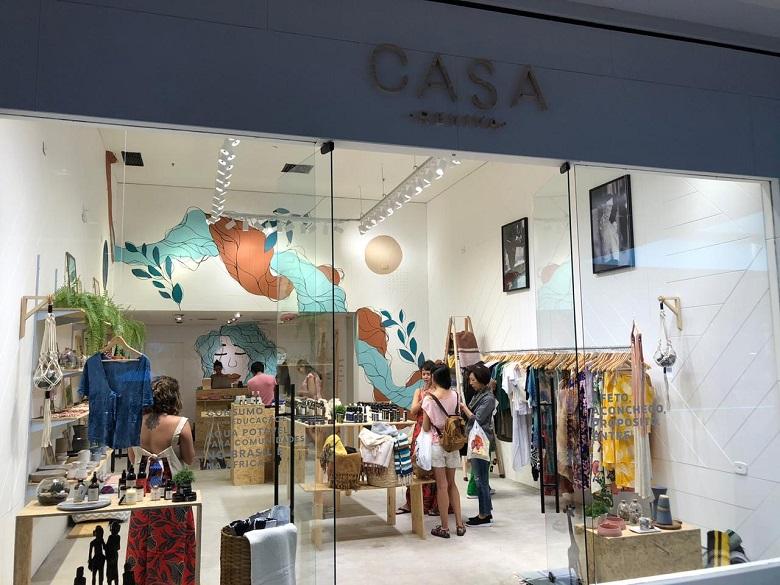Casa Reviva inaugura loja no Rio