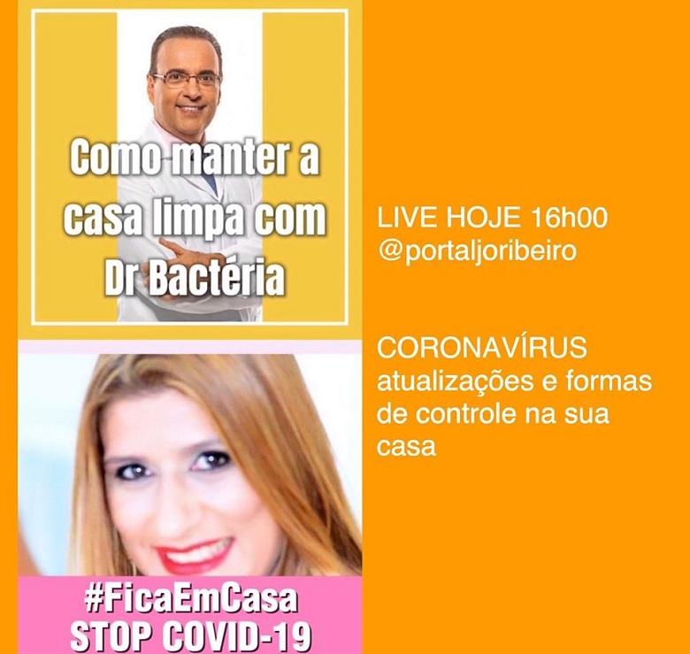 Dr Bactéria dúvidas sobre coronavírus