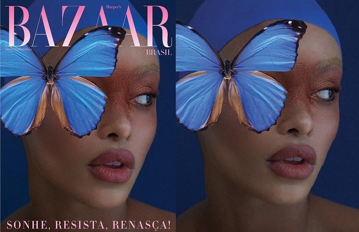 Harper's Bazaar aposta reinvenção