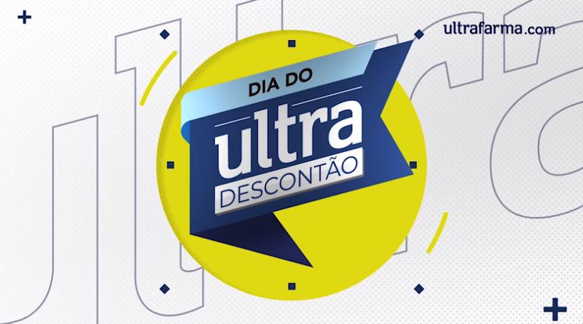 Ultrafarma anuncia promoção dia 06