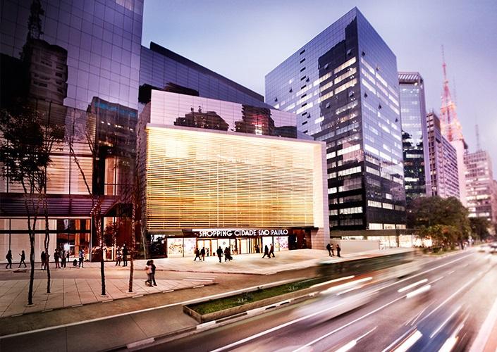 Shopping Cidade SP adota drive thru