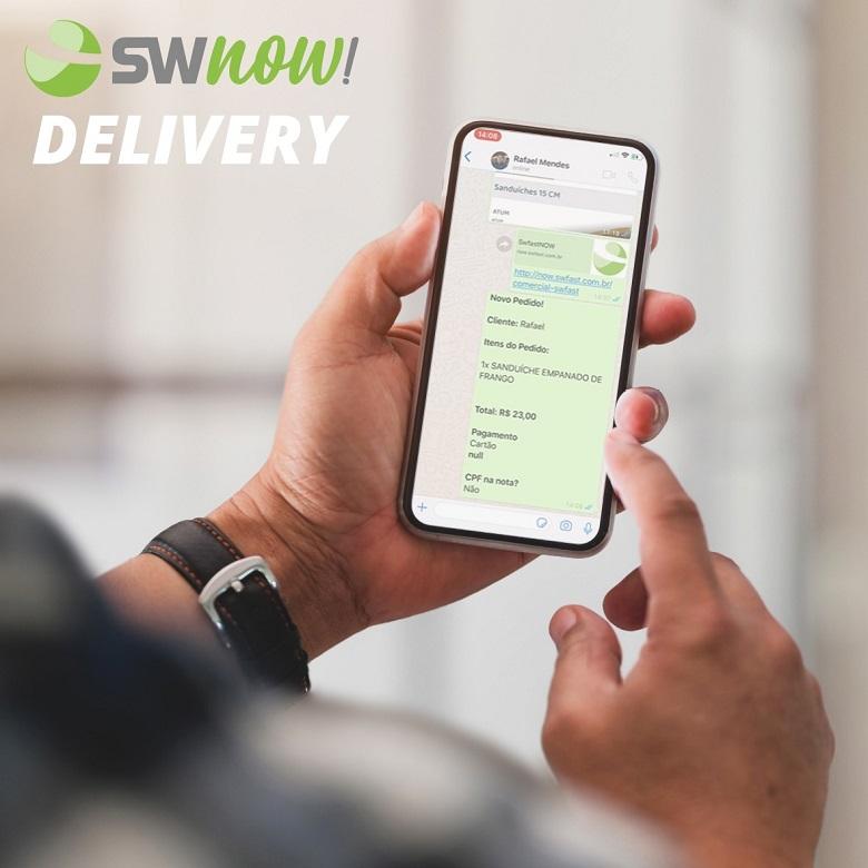 Como fazer cardápio delivery Whats