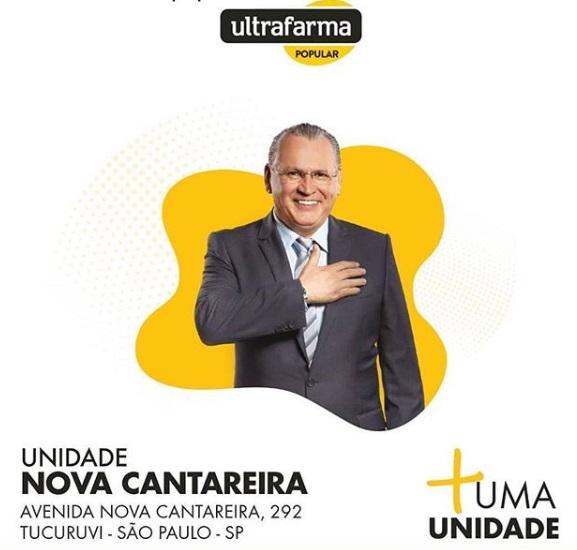 Ultrafarma inaugura sua 35ª loja Nova Cantareira