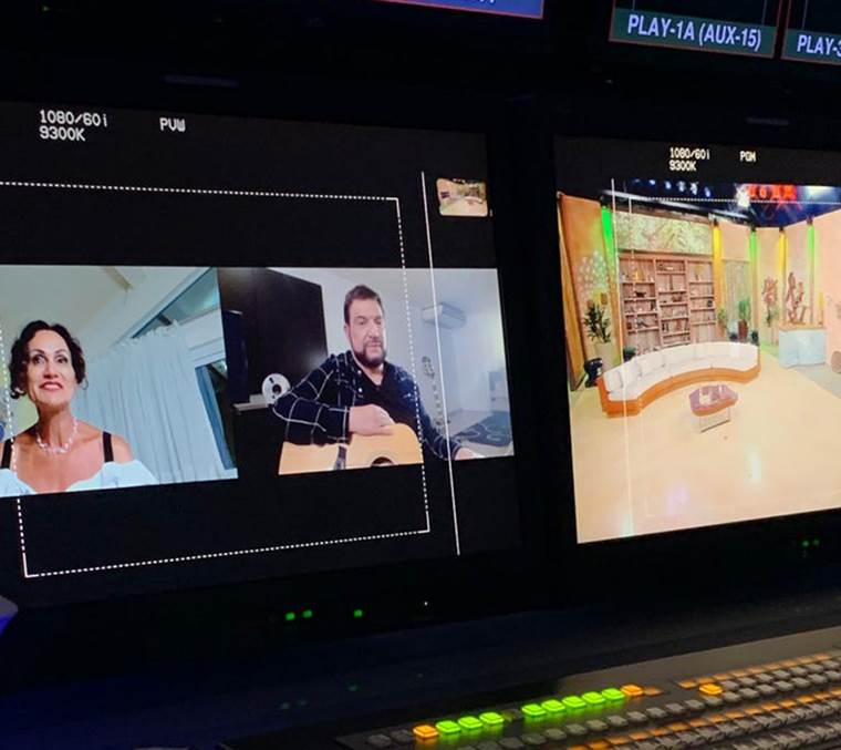Faa Morena entrevista o cantor Michael Sullivan