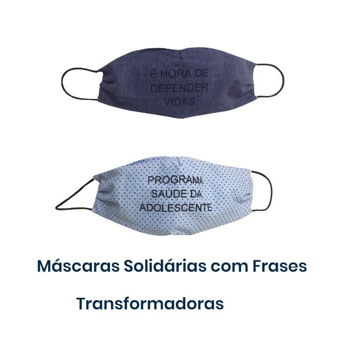Projeto MÁSCARAS SOLIDÁRIAS