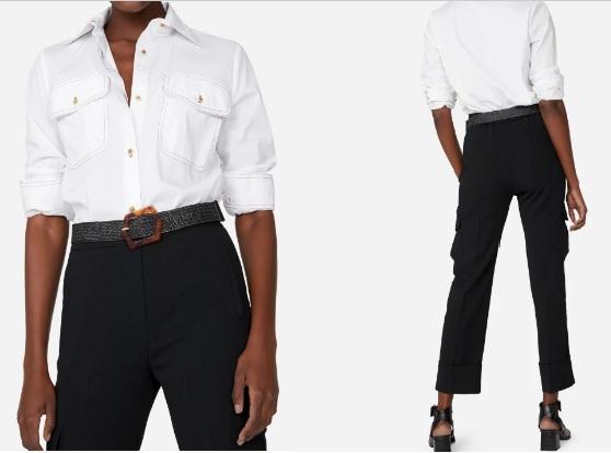 Camisa Branca: Peça coringa que não pode faltar Closet