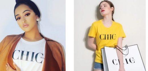 CHIC NYC – Novos estilos chiques de Nova York