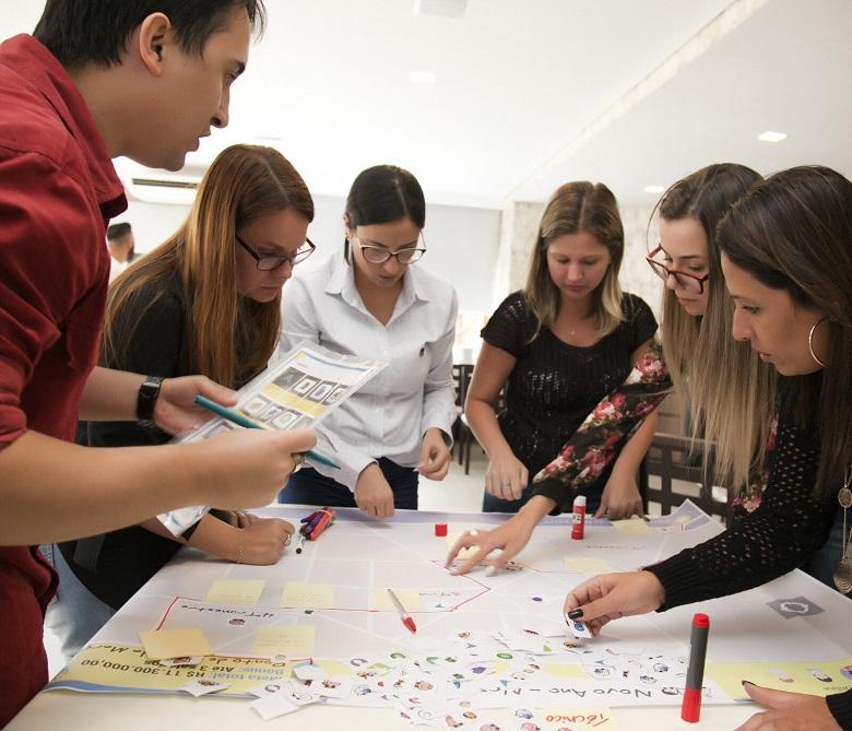 Grupo bridge promove Workshop para se reiventar