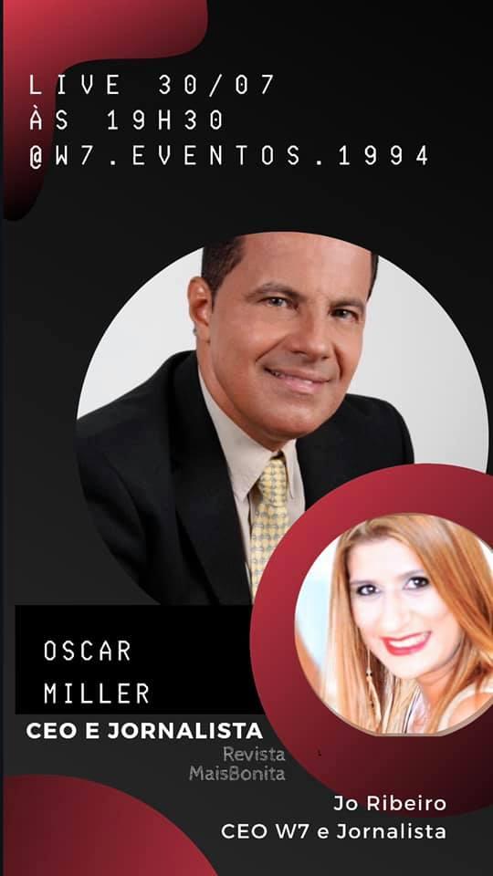 Jo Ribeiro entrevista Oscar Muller (30/07)