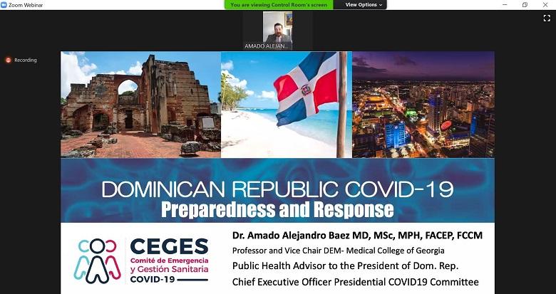 República Dominicana: Sucesso das ações de combate ao coronavírus