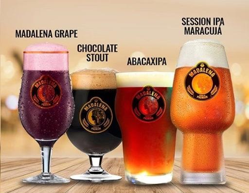 Cervejaria Madalena reabre neste sábado