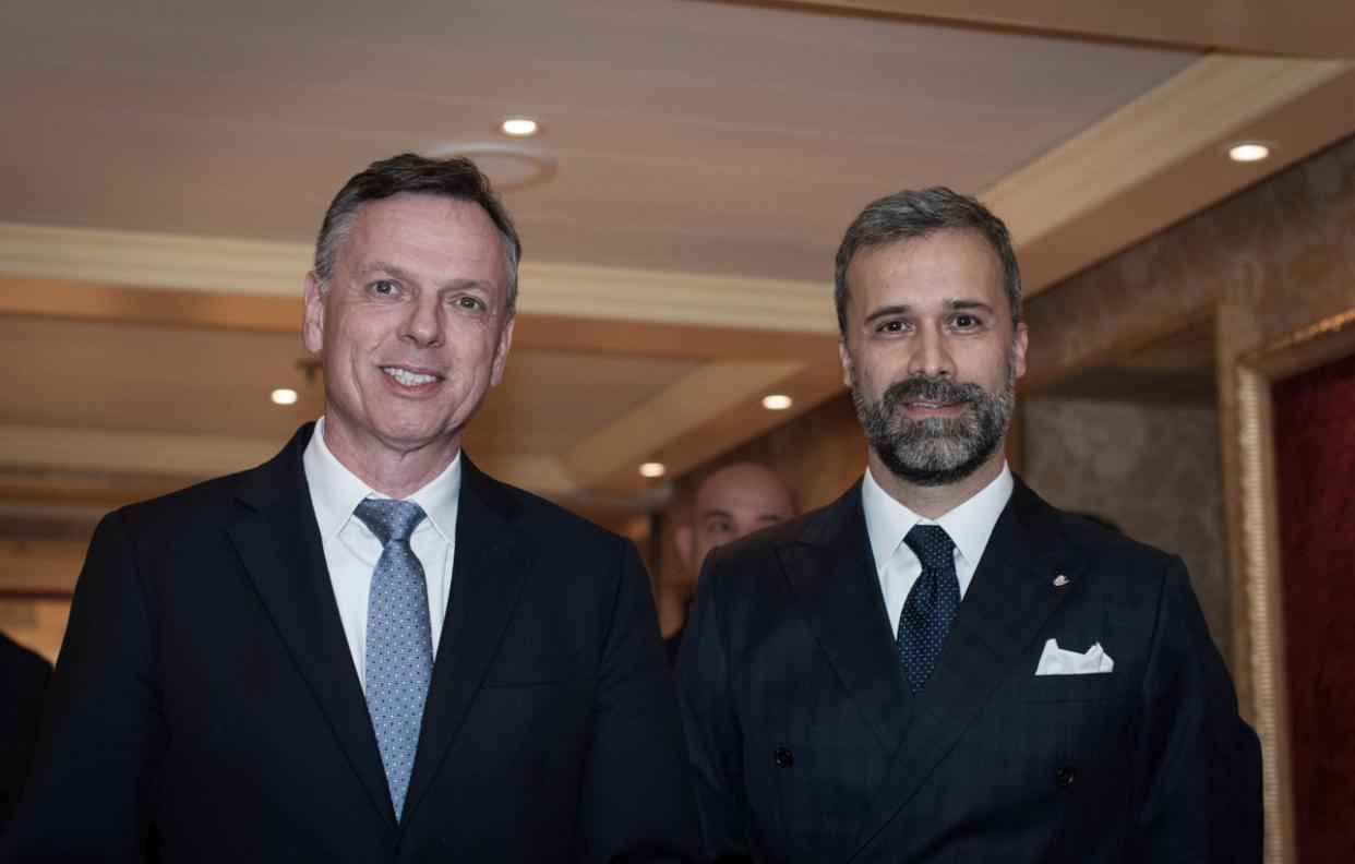 Costa Cruzeiros anuncia nova estrutura organizacional
