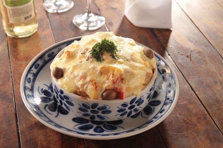 Dia dos Pais em casa com menu português