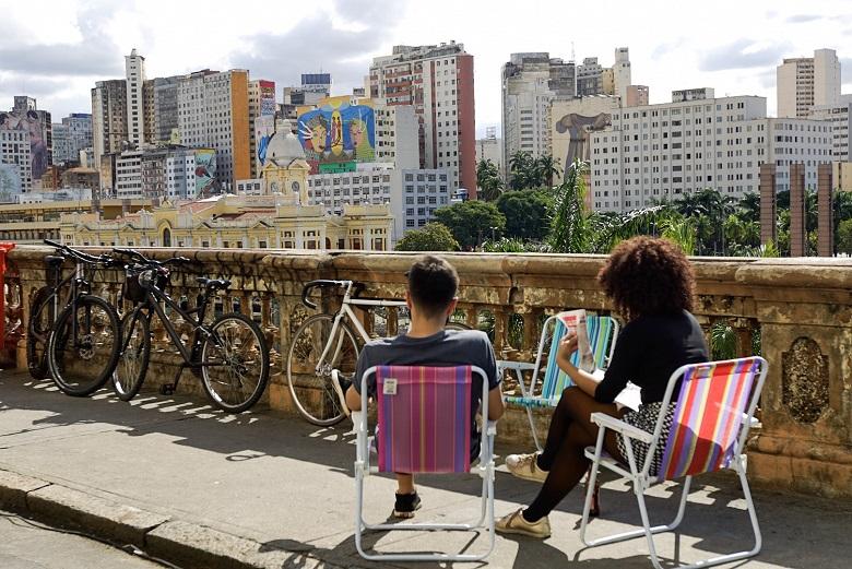 2020 tem CURA, maior festival de arte pública de MG