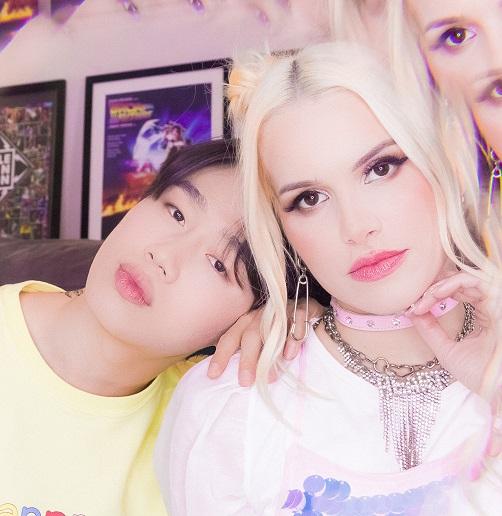 Cantor sul-coreano Spax lança clipe com cantora Francinne