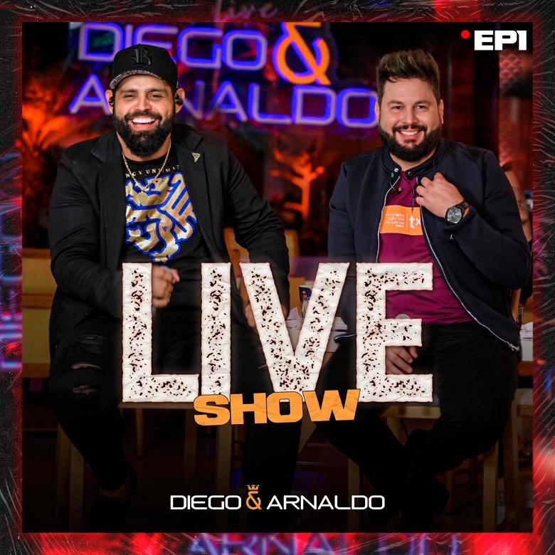 Diego e Arnaldo dão start em lançamento de DVD