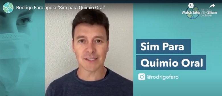 Grupo de cantoras se unem ao IVOC para lançar música''Sim Para Quimio Oral ''