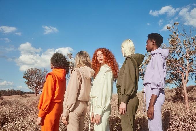 Primeira coleção cápsula da Ginger, marca de moda de Marina Ruy Barbosa