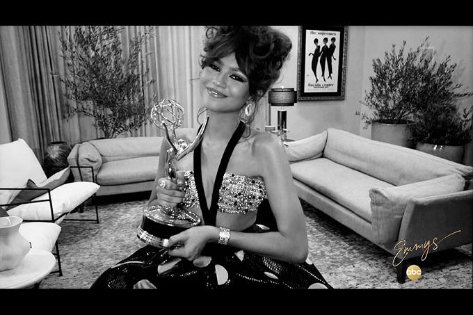 Zendaya leva prêmio melhor atriz