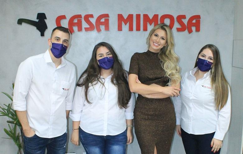 Casa Mimosa comemora 50 anos com live