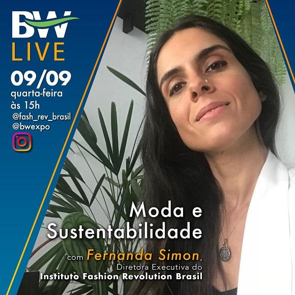 BW LIVE: Moda e Sustentabilidade