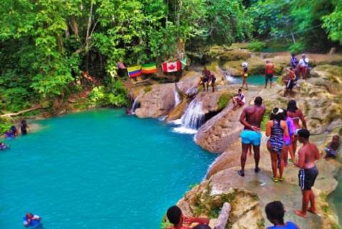 Explore diversidade natural Jamaica