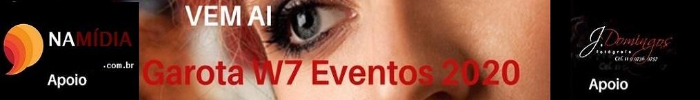 A Garota W7 Eventos será Capa da Revista MaisBonita