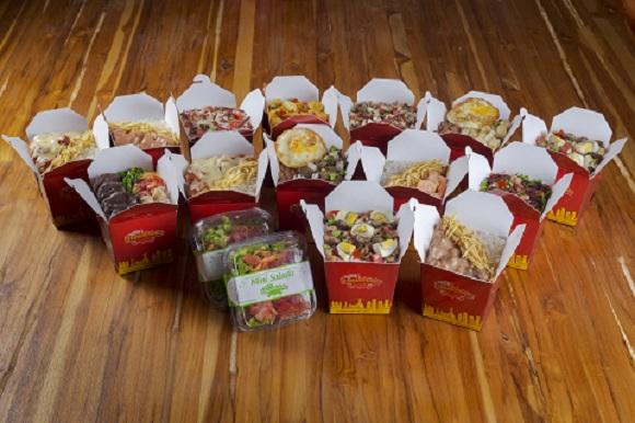 Brasileirinho Delivery refeições brasileiras em 1 só cardápio